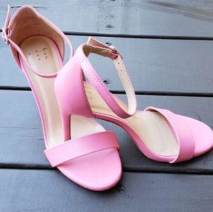 Ankle strap Heels Myla Pumps